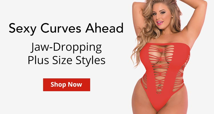 Sexy Curves Ahead! Shop Jaw Dropping Plus Size Styles!